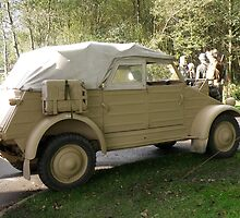 German VW Kubelwagen (2) by Edward Denyer