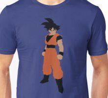 Goku Minimalist Art Unisex T-Shirt
