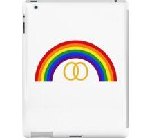 Gay Marriage iPad Case/Skin