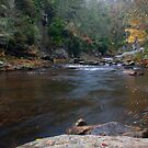 Linville River Basin by Forrest Tainio
