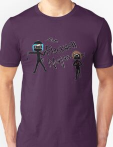 Max and Chloe: The Blackwell Ninjas T-Shirt