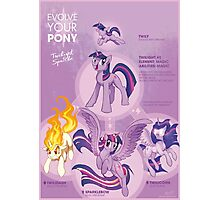 EYP Twilight Sparkle Photographic Print