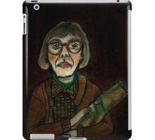 MY LOG SAW SOMETHING THAT NIGHT - from 'The Peaks' range iPad Case/Skin