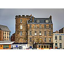 The Signal Tower at Leith Photographic Print