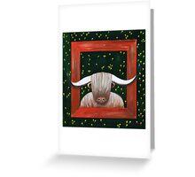 Elmar scents florets - window X Greeting Card