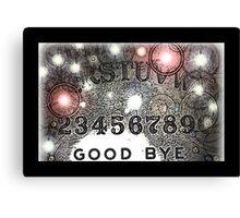 Ouija Phone Canvas Print