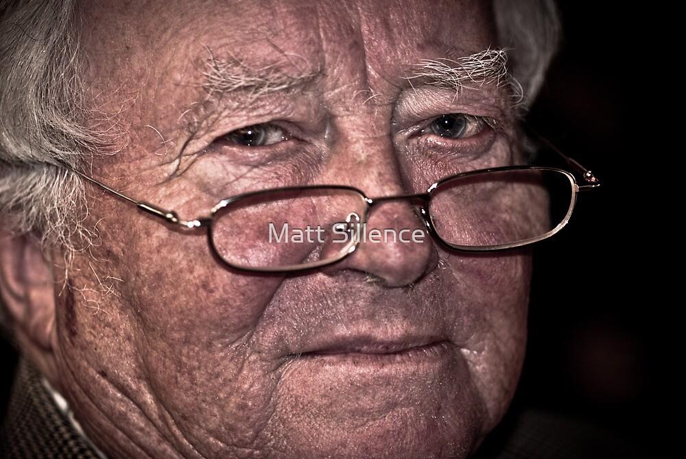 Old Man by Matt Sillence