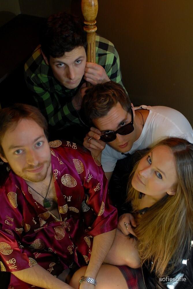 Cast of misfits by sofiesofie