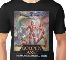 Golden Axe Mega Drive Cover Unisex T-Shirt