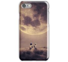Where we tell our stories iPhone Case/Skin