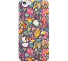 Tropical Toucans iPhone Case/Skin