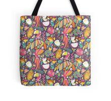 Tropical Toucans Tote Bag