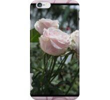Delicate Pink Rose iPhone Case/Skin