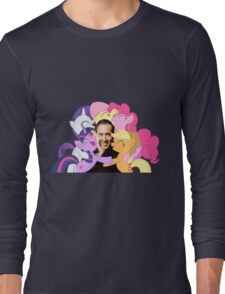Nic and His Girls Long Sleeve T-Shirt