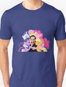 Nic and His Girls Unisex T-Shirt