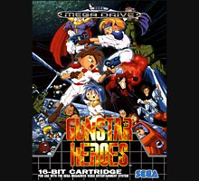 Gunstar Heroes Mega Drive Cover Unisex T-Shirt