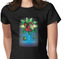 Red Delicious Womens Fitted T-Shirt