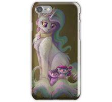 Equestrian Cats - Celestia iPhone Case/Skin