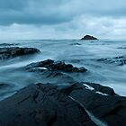 Moody Morn at Aussie Rock by Kylie  Sheahen