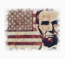 Patriot President Abraham Lincoln by morningdance