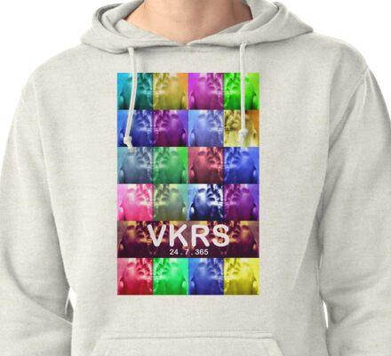 VKRS 24 . 7 . 365 Pullover Hoodie