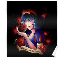 Snow White - Women Are Poison Poster