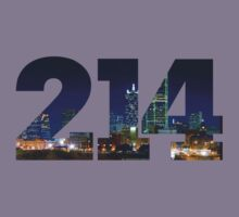 214 ... if your from dallas you know what this means  by BUB THE ZOMBIE