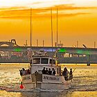 Sunset Cruise - Long Beach, CA by Ray Schiel
