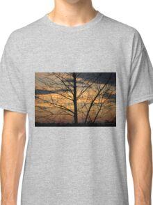 Technicolor Skies Classic T-Shirt