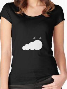 Rounder'pillar Women's Fitted Scoop T-Shirt
