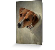 ~Our Sophie~ Greeting Card