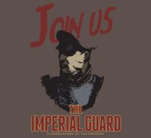 Join the Imperial Guard - Damaged by moombax