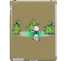 Jurassic Baby iPad Case/Skin