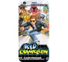 Kid Chameleon Mega Drive Cover iPhone Case/Skin