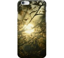 Vying for Vines iPhone Case/Skin