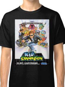 Kid Chameleon Mega Drive Cover Classic T-Shirt