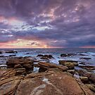 Sunrise- Maroubra  by Mark  Lucey