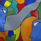 Loving Each Other by Chris DeRoch