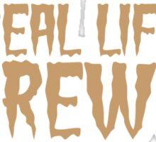 Real Life Werewolf Sticker