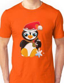 I love my Santa hat! Unisex T-Shirt