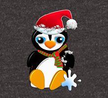 I love my Santa hat! Hoodie