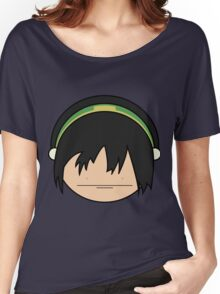 Toph - Avatar: The Last Airbender Women's Relaxed Fit T-Shirt