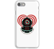 Didactic Wave Lengths iPhone Case/Skin