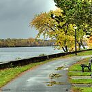 Along the Merrimack River by Monica M. Scanlan