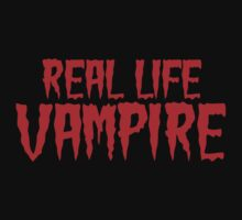 Real Life Vampire by hamsters