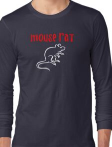 Mouse Rat Long Sleeve T-Shirt