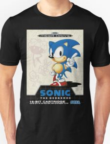 Sonic the Hedgehog Mega Drive Cover T-Shirt