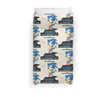 Sonic the Hedgehog Mega Drive Cover Duvet Cover