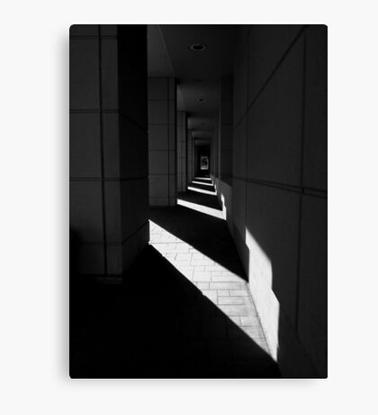 Federal Courthouse Canvas Print