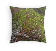 Thriving Branches Throw Pillow